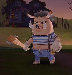 Worker Pig