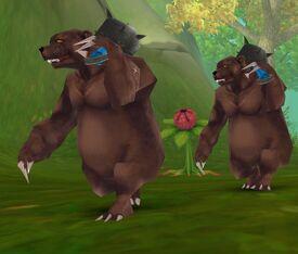 Corrupted Big Bear