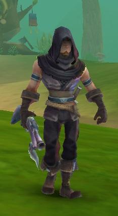 Dark Recon Scout