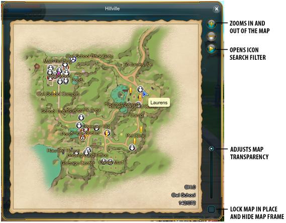 Gg windows map
