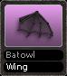 Batowl Wing
