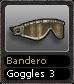 Bandero Goggles 3