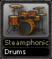 Steamphonic Drums