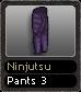 Ninjutsu Pants 3