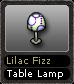 Lilac Fizz Table Lamp