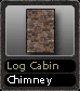 Log Cabin Chimney