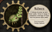 Mimics of Hatchwood Wilds Wallworm