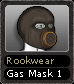 Rookwear Gas Mask 1