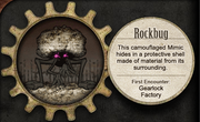 Mimics of Steamport City Rockbug