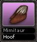 Mimitaur Hoof