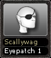 Scallywag Eyepatch 1