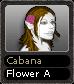 Cabana Flower A