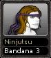 Ninjutsu Bandana 3