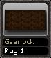Gearlock Rug 1