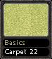 Basics Carpet 22