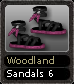 Woodland Sandals 6