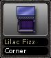 Lilac Fizz Corner