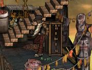 Rusty's Trunk