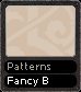 Patterns Fancy B