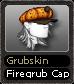 Grubskin Firegrub Cap 2