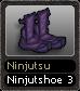 Ninjutsu Ninjutshoe 3
