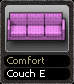 Comfort Couch E