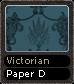 Victorian Paper D