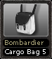Bombardier Cargo Bag 5