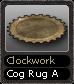 Clockwork Cog Rug A