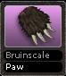 Bruinscale Paw