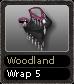 Woodland Wrap 5