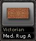 Victorian Med. Rug A