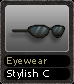 Eyewear Stylish C