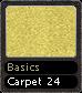 Basics Carpet 24