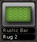 Rustic Bar Rug 2