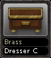 Brass Dresser C