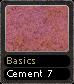 Basics Cement 7