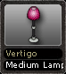 Vertigo Medium Lamp