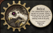 Mimics of Steamport City Rockrat