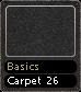 Basics Carpet 26