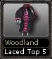 Woodland Laced Top 5
