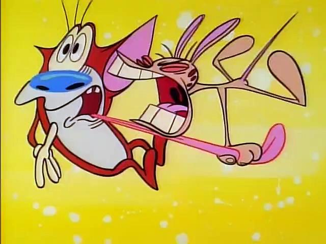 The Ren and Stimpy Show S2 E12 - Stimpy's First Fart