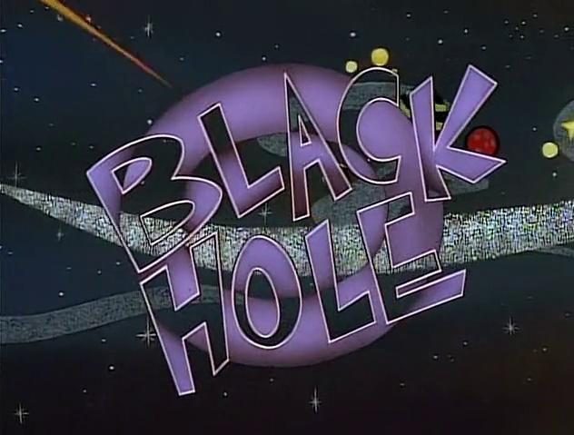 The Ren and Stimpy Show S1 E12 - Black Hole