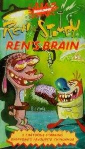 File:Ren & Stimpy Ren's Brain VHS.jpg