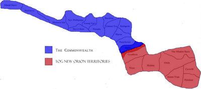 Commonwealth Grand Dukedoms - Alaric Prefecture