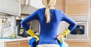 Kitchen-cleaner
