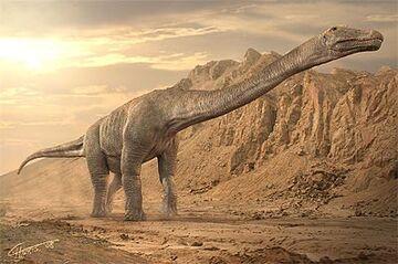 Dtitanosaurus