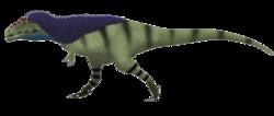 Feathered Giganotosaurus