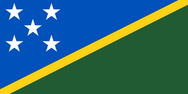 File:Flag of the Solomon Islands.png