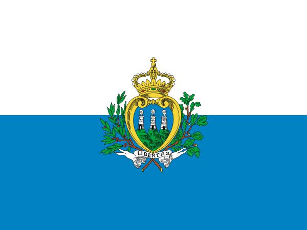 File:Flag of San Marino.png
